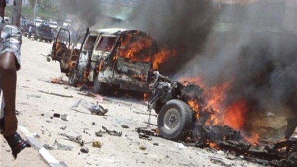انفجار هائل يهز العاصمة الصومالية وإطلاق نار كثيف