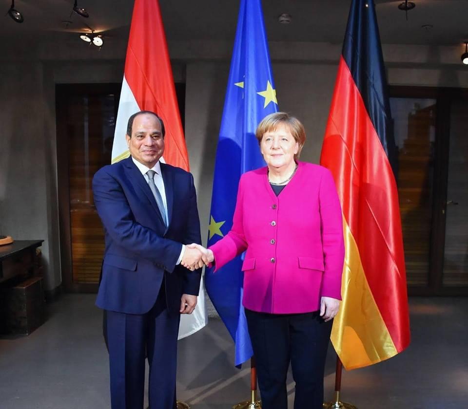 رصد لقاءات الرئيس السيسي خلال مشاركته فى مؤتمر الأمن بميونخ (فيديو)