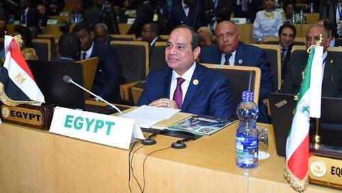 8 أولويات لمصر خلال فترة رئاستها للاتحاد الأفريقي