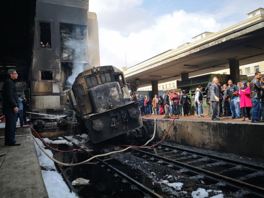 أول قرار لوزير النقل المكلف عقب كارثة حادث محطة مصر