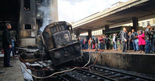 النيابة العامة تكشف أسباب حادث «حريق محطة مصر» في بيان رسمي