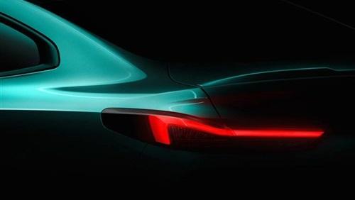 «بي إم دبليو» تطلق سيارة جديدة بتصميم انسيابي