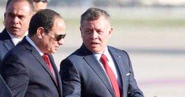 الأردن: وقف المعابر البحرية مع مصر