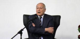 السفير أحمد أبو الغيط