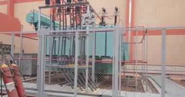 """""""الكهرباء"""": التشغيل التجريبى لمحطة كوم أمبو فى أغسطس لتوليد 26 ميجا وات"""