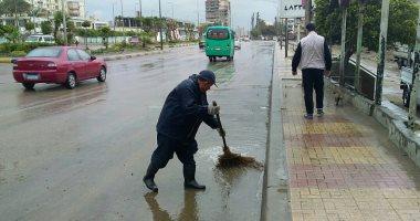 أمطار خفيفة بالقاهرة الكبرى اليوم والصغرى بالعاصمة 14 درجة
