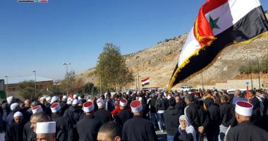 """""""دمشق"""": واشنطن لا تمتلك  أى حق فى تقرير مصير الجولان"""