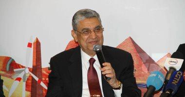 وزير الكهرباء: رئيس سيمنز أكد لميركل صعوبة تنفيذ محطاتها إلا فى مصر
