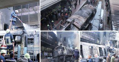 الطب الشرعى: بدء تسليم جثامين ضحايا حادث محطة مصر و3 أسر تستلم ذويهم