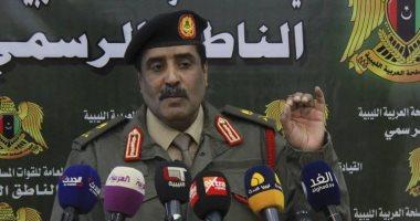 المتحدث العسكرى الليبى: سيطرنا على الحدود المشتركة مع الجزائر والنيجر