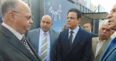 محافظة القاهرة تجهز حمامات عمومية لوضعها بالميادين العامة خلال بطولة أفريقيا
