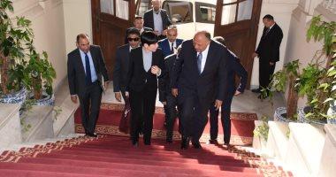 وزيرة خارجية النرويج: مصر تلعب دورا استراتيجيا فى منطقة الشرق الأوسط