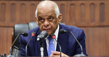 رئيس النواب : البرلمان سيأخذ وقته فى مناقشة التعديلات الدستورية