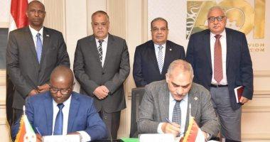 تعزيز التعاون المصرى البوروندى بتوريد عربات مدرعة فهد إنتاج العربية للتصنيع