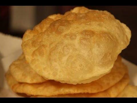 جددي في الفطار واعرفى طريقة عمل الخبز المقلى