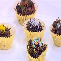 طريقة عمل حلوى الشعرية بالشيكولاتة