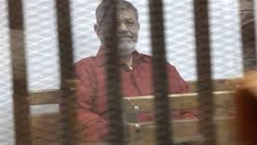 فض الأحراز في محاكمة مرسي وآخرين باقتحام الحدود الشرقية