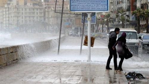 «الأرصاد» تحذر من طقس الثلاثاء: أمطار غزيرة وانخفاض في درجات الحرارة
