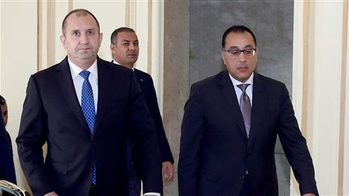 الرئيس البلغارى يشيد بمشروع الإسكان الاجتماعي وبناء 14 مدينة جديدة