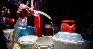 قطع المياه عن بعض المناطق بالحوامدية غدا من 9 صباحا لمدة 24 ساعة