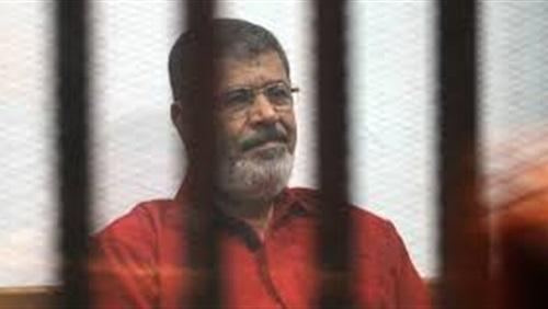 تأجيل محاكمة المعزول مرسي وآخرين بـ«التخابر مع حماس» لـ9 أبريل