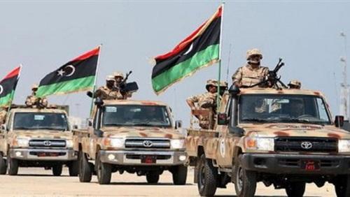 الجيش الليبي يعتقل 52 إرهابيا و4 داعشيات من مصر وسوريا في درنة
