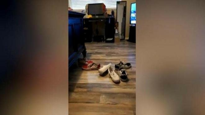 """""""الأحذية الطائرة"""".. تحدٍّ جديد يجتاح شبكات التواصل الاجتماعي"""