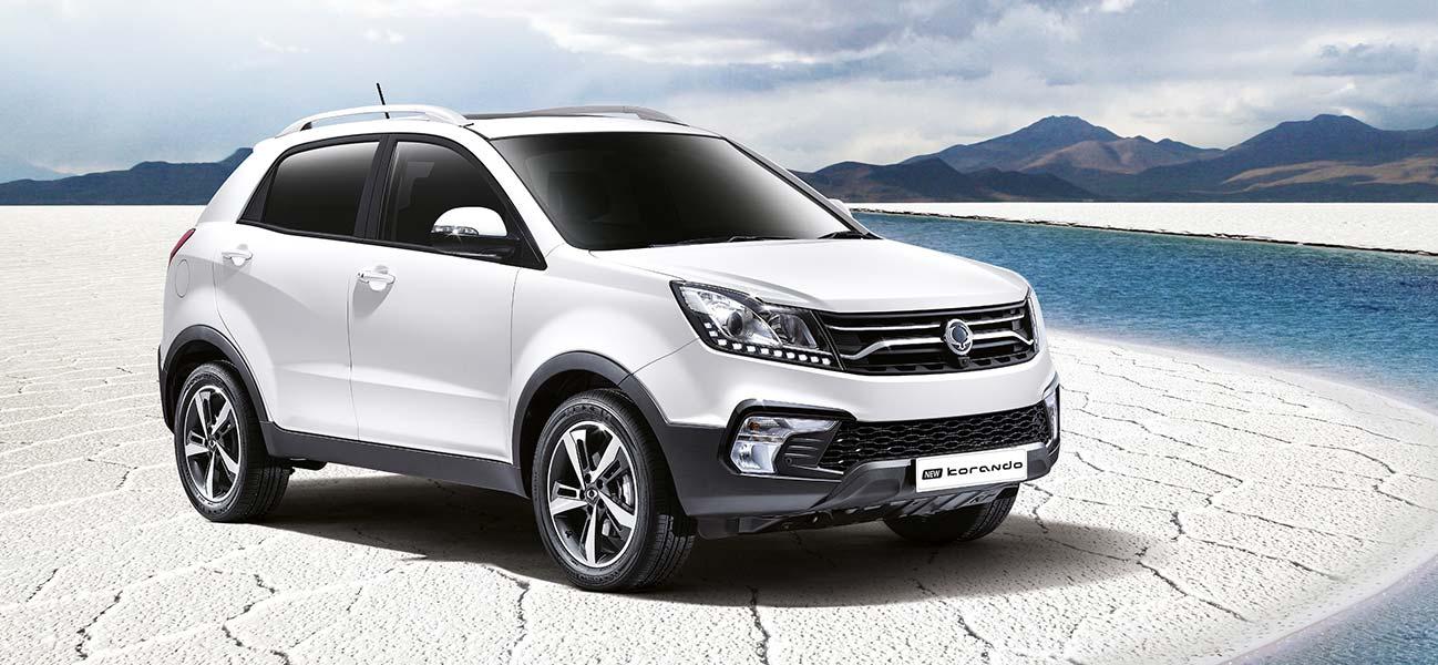 «سانج يونج» الصينية تنافس سيارة نيسان قشقاي