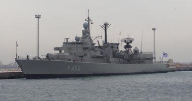 انطلاق التدريب البحرى الجوى المشترك (ميدوزا 8) بمشاركة مصر واليونان وقبرص