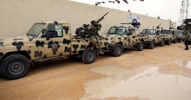 الجيش الليبى - ارشيفية