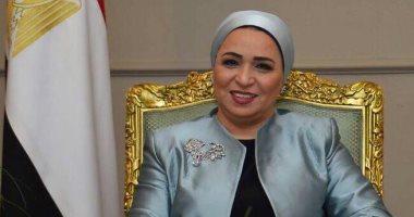 قرينة الرئيس تنعى عبلة الكحلاوي: كانت نموذجا مشرفا للمرأة المصرية المخلصة لدينها ووطنها