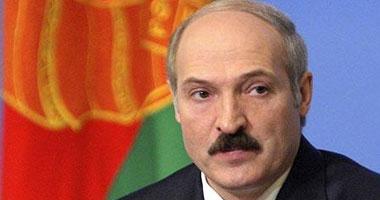الكسندر لوكاشنكو رئيس بيلاروسيا