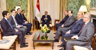 كبير مستشارى ترامب للسيسي: مصر مركز ثقل لمنطقة الشرق الأوسط