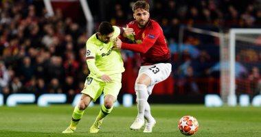 مباراة مان يونايتد ضد برشلونة