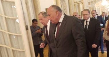 لافروف: نواصل التنسيق مع الجانب المصرى حول عودة الرحلات الروسية