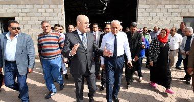 وزير الإسكان يكلف هيئة المجتمعات العمرانية بتنفيذ مجمعات صناعية بالصعيد