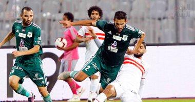 الزمالك يقلص الفارق أمام المصري من ركلة جزاء 1 ــ 2
