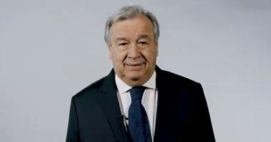جوتيريس يصل طبرق للقاء رئيس البرلمان الليبى لبحث تطورات الأوضاع العسكرية