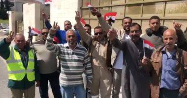 بالفيديو.. المصريون يقدمون ملحمة وطنية فى ثالث أيام الاستفتاء