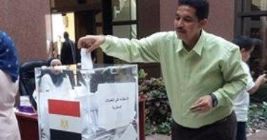 غلق باب التصويت على التعديلات الدستورية بسفارة مصر بالجزائر فى اليوم الأول