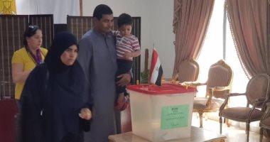 سفير مصر بالخرطوم: المصريون بالسودان حرصوا على المشاركة فى الاستفتاء بكثافة