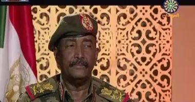 ولى عهد أبو ظبى يستقبل رئيس المجلس العسكرى فى السودان