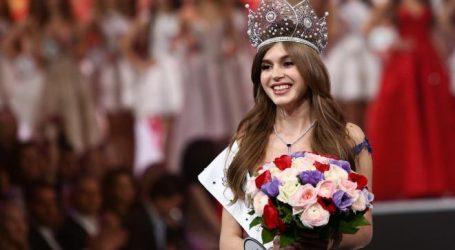 شاهد ملكة جمال روسيا لعام 2019 .. تبلغ من العمر 20 عاما (فيديو وصور)