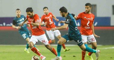 الأهلى يطلب رسميا من اتحاد الكرة نقل مباراة إنبى إلى برج العرب