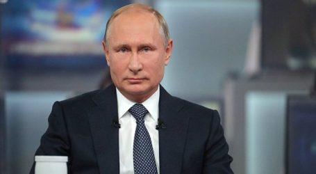 الرئيس الروسي يهنئ المسلمين بعيد الأضحى