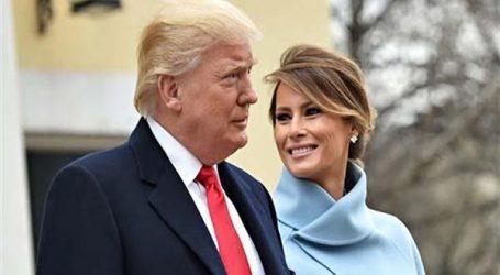 بالفيديو.. لحظة وصول ترامب وزوجته إلى طوكيو