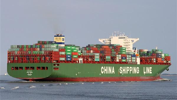 سفينة شحن بالصين - أرشيفية