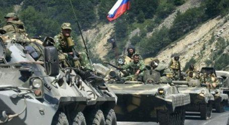 روسيا وسوريا تجريان مناورات عسكرية فى منطقة الجولان