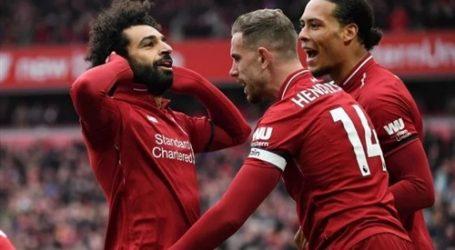 تشكيل ليفربول أمام برشلونة.. محمد صلاح وماني في الهجوم