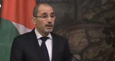 وزير الخارجية الأردنى يلتقى وفدا من الكونجرس الأمريكى